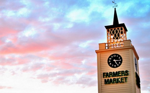THE GROVE AND ORIGINAL FARMERS MARKET