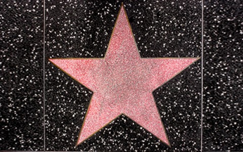 Walk of Fame star