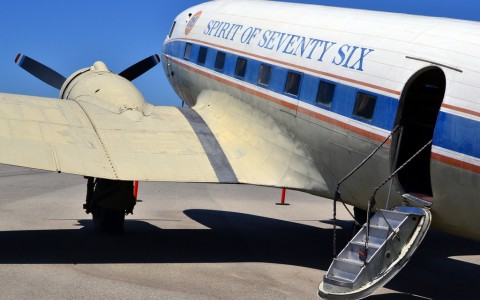 Celebrate Aviation History Month at The Flight Path Learning Center & Museum