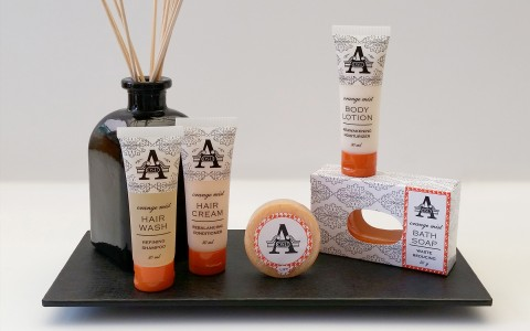 Atherton bathroom bath and body products