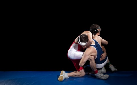 Don't Wrestle Over this Decision