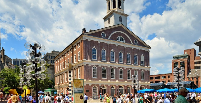 Boston Freedom Trail Package!