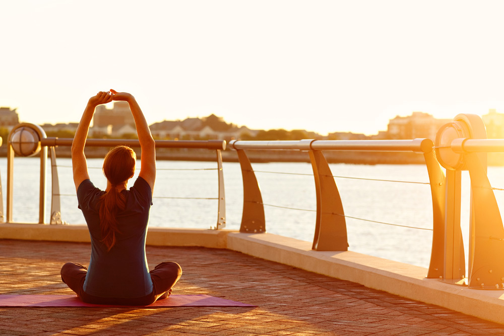 Waterfront Yoga