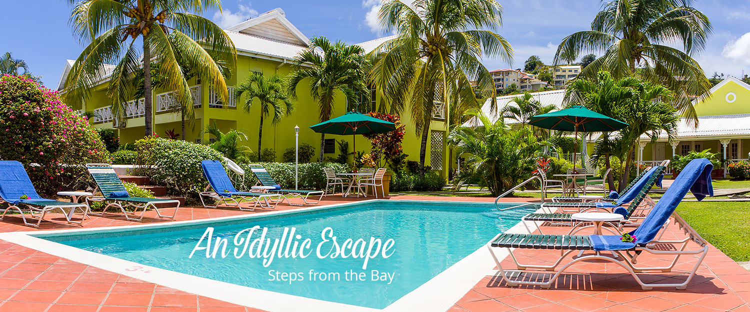 Bay Gardens Hotel All Inclusive Resorts In St Lucia .
