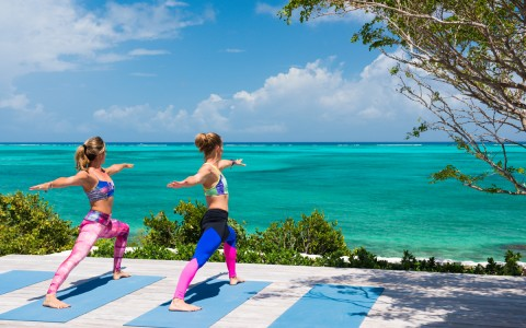 Beach Enclave North Shore to Offer Daily Yoga Classes