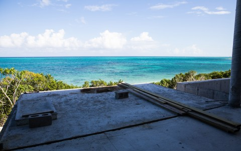 Island Vacation Home - December Construction Update