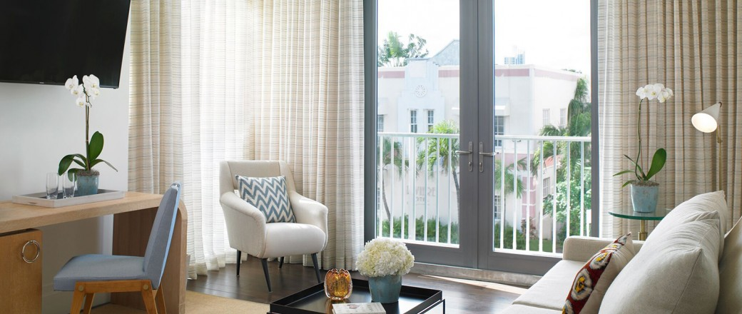 Superior Double Balcony Suites