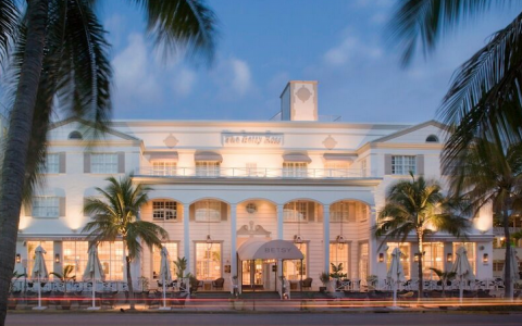 The Betsy - South Beach recognized by americans for  the arts for exceptional commitment to the arts