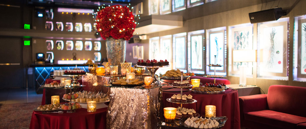 Elegant Events catered by LT Steak & Seafood