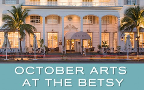 October Arts at the Betsy