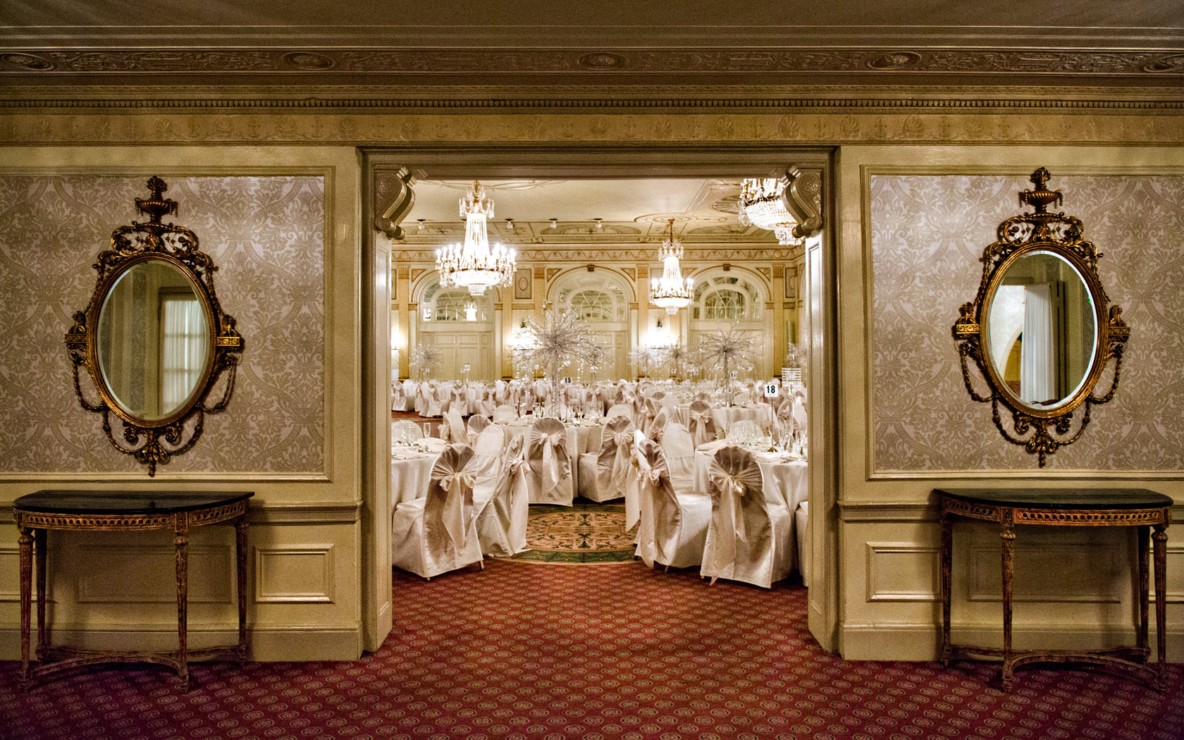 finest wedding events in kentucky | the brown hotel | louisville