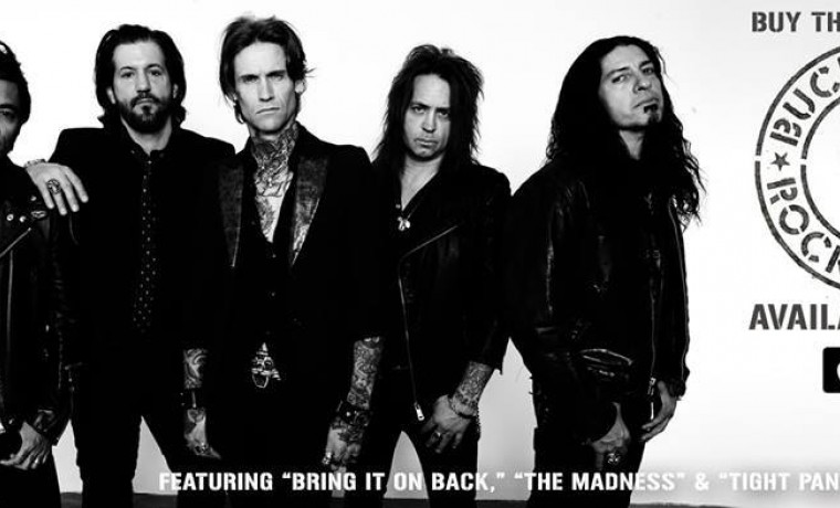 Capt Hiram's Concert Series presents Buckcherry