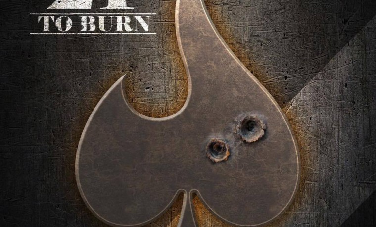 21 to Burn album cover