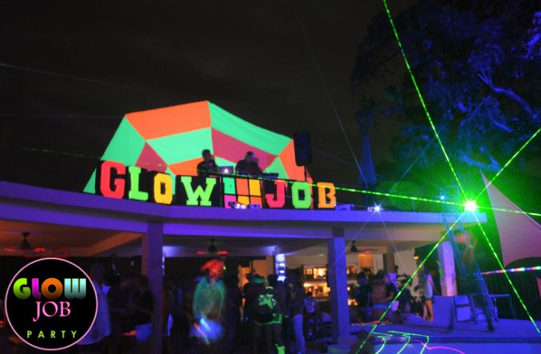 April Fools Glowjob Weekend at Casa Cupula