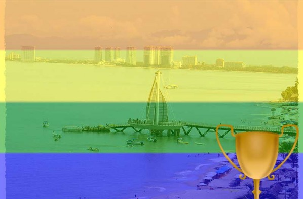 Puerto Vallarta wins Best of Gay Cities 2016 Awards