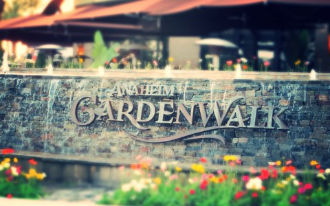 Anaheim GardenWalk Grand Celebration