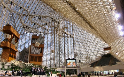 Christ Cathedral (Crystal Cathedral)