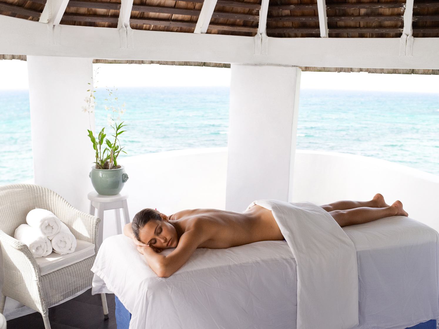 Relax and rejuvenate with a massage