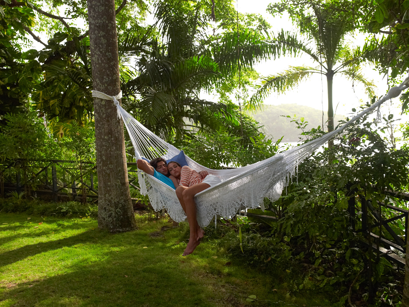 Hammock Hangouts at Couples Sans Souci