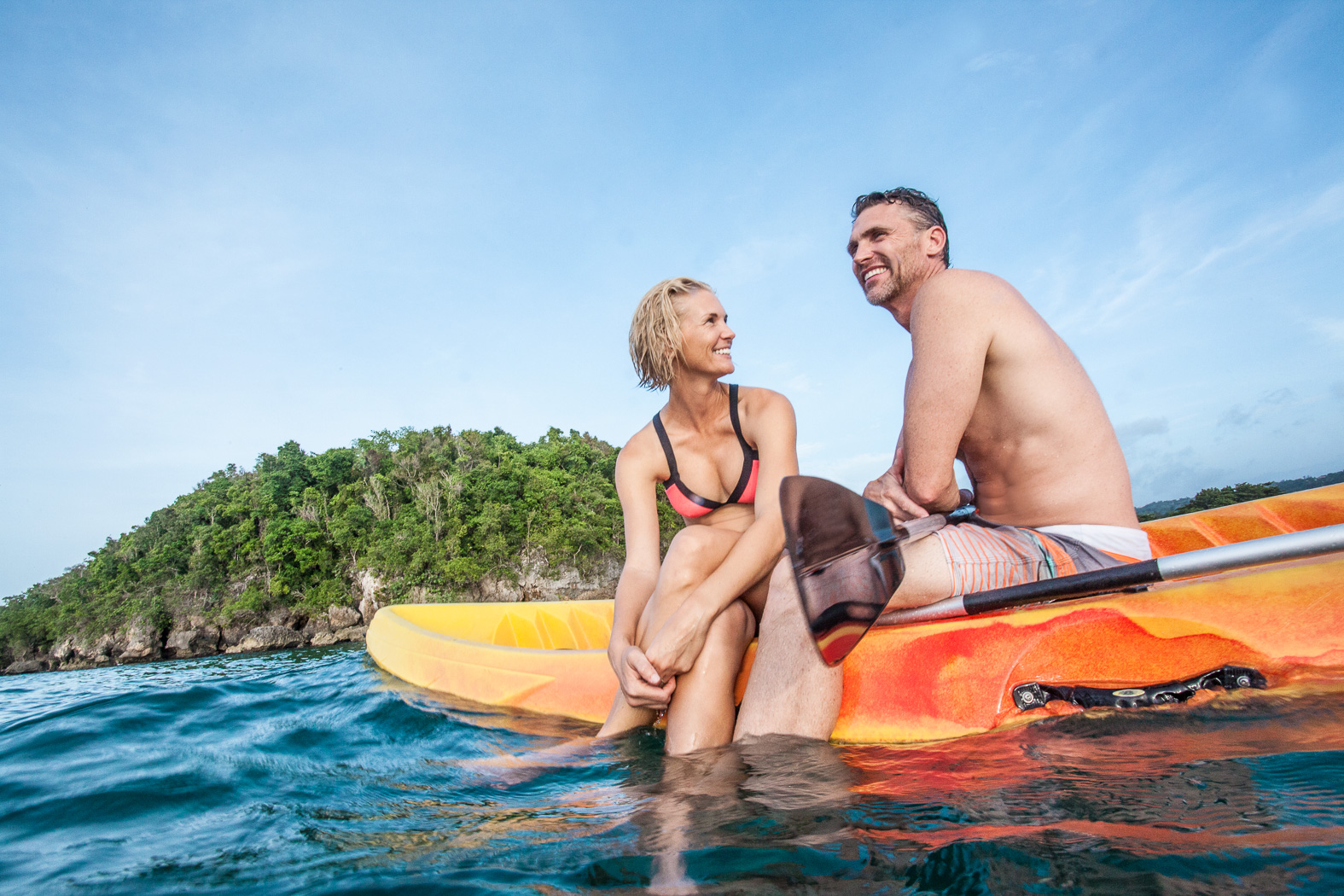 Paddle Powered Adventures at Couples Sans Souci