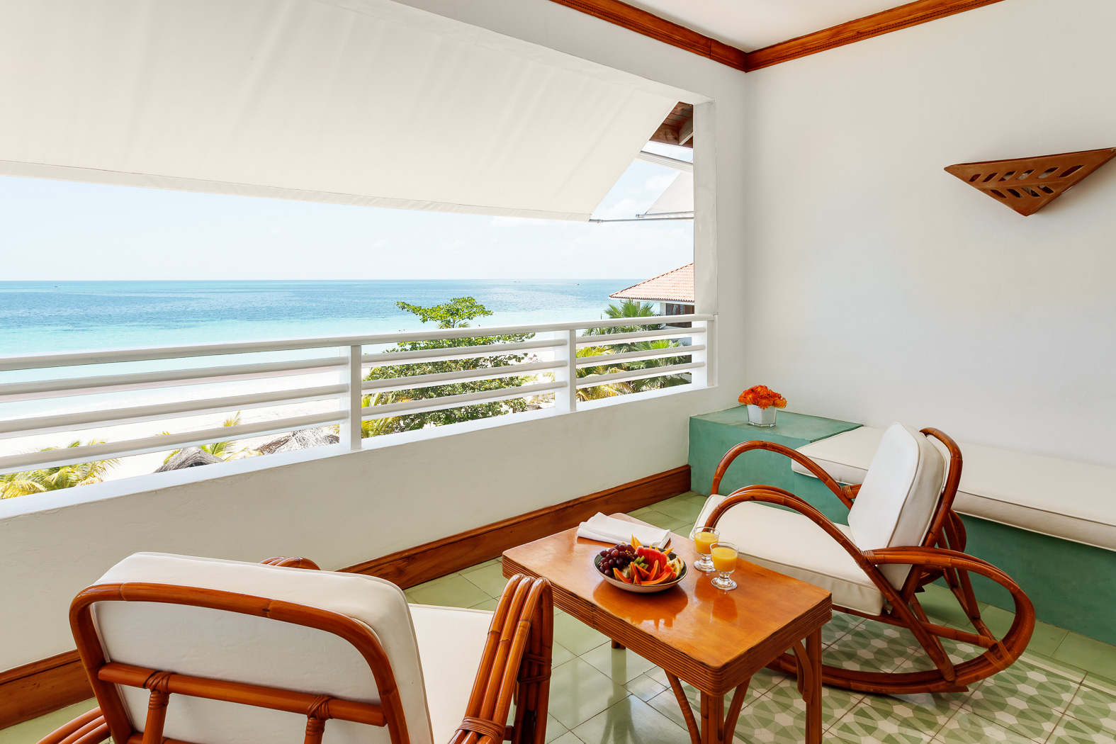 Great House Ocean Suite Balcony