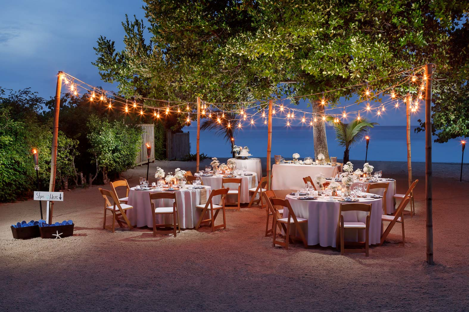 Secluded Wedding Celebrations at Couples Negril