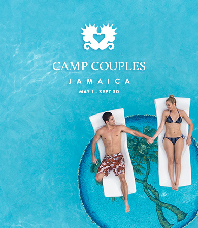 Camp Couples <br> from $165 pp/pn