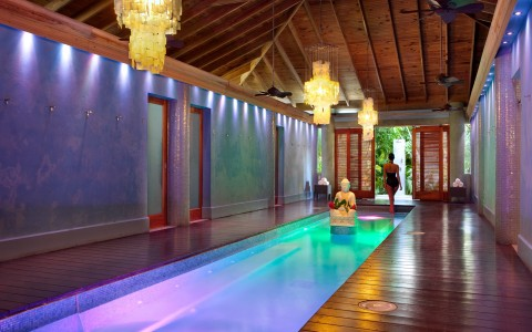 The Spa at Swept Away