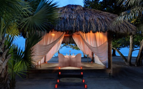Private Dining at Couples Negril