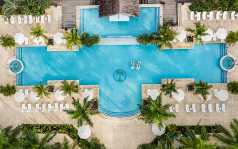 Take a Dip at Couples Negril