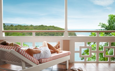 One-Bedroom Ocean Suite Balcony