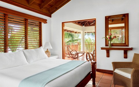 Our Premier Beachfront suite