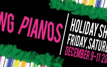 Dueling Pianos Holiday Show