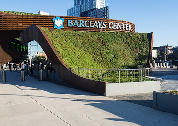 3. We're Minutes From The Barclays Center