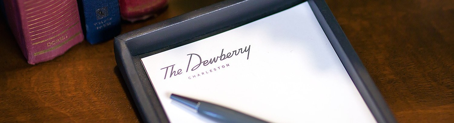 Stay In Touch With The Dewberry Charleston