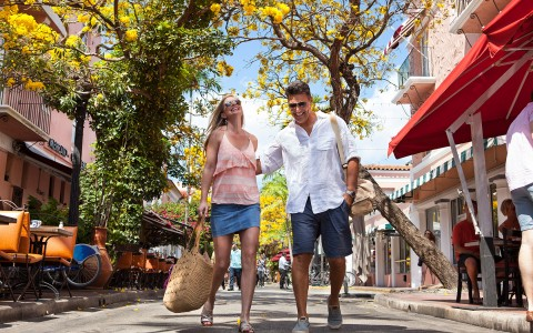 A little history of Espanola Way