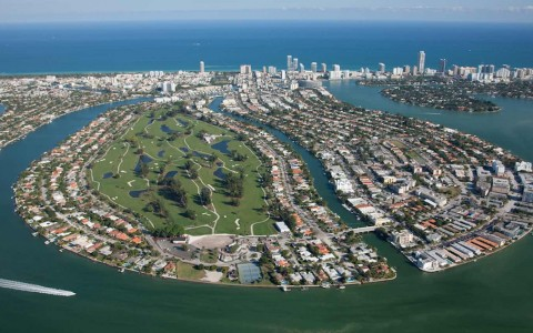 Best Golf Courses Near Miami Beach