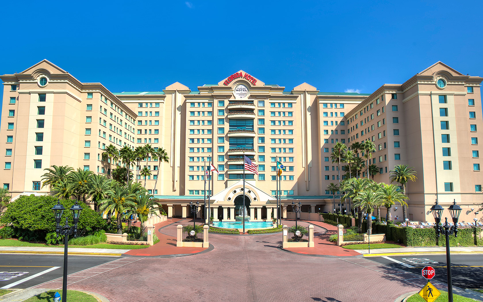 the florida hotel u0026 conference center orlando fl official hotel