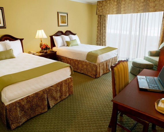 Executive Edition Double Room