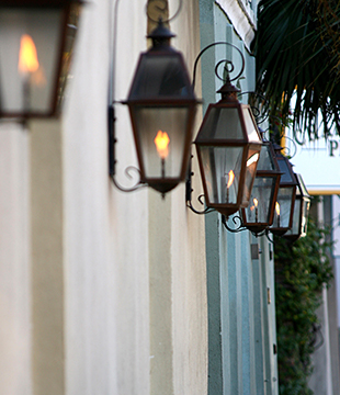 Experience Charleston<br> Like a Local