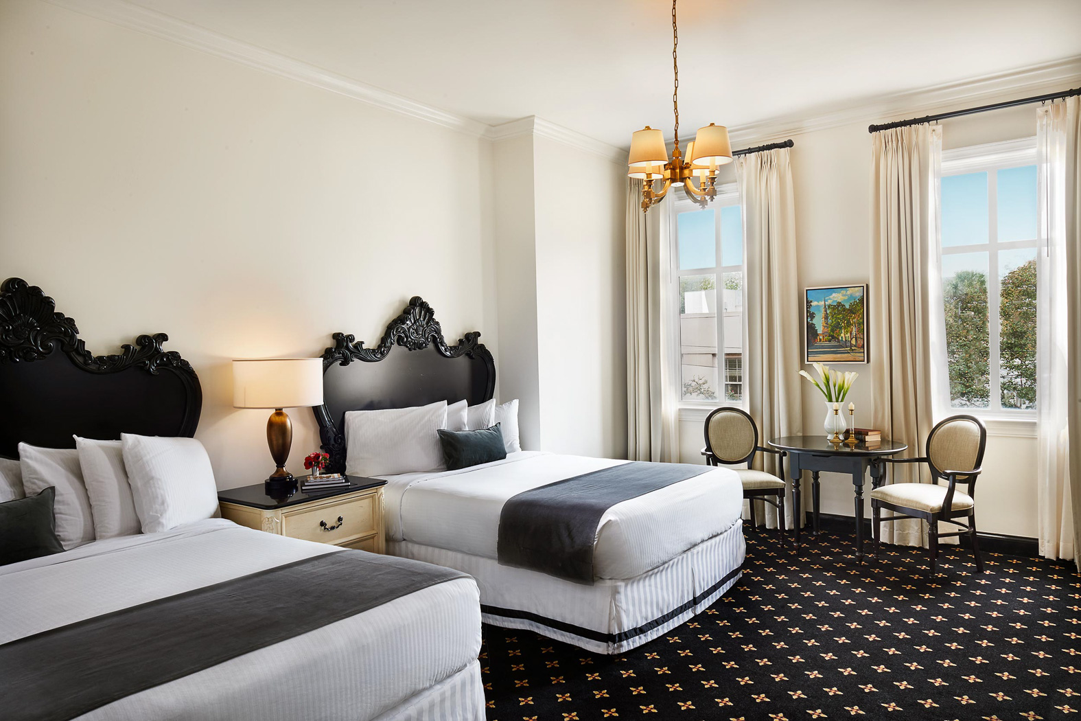 Hotel rooms in charleston charleston boutique hotel for Best boutique hotels french quarter