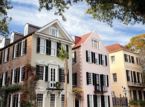 Charleston for History Buffs