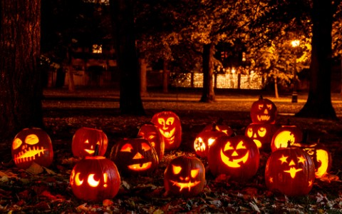 Night of the Jack-O-Lanterns