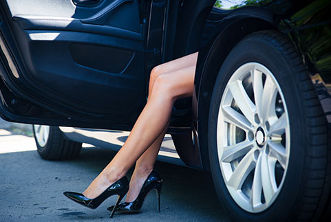 Luxury Car Rental Special Events