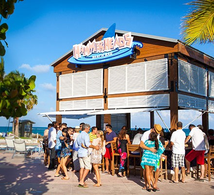 Hammerheads Beach Bar