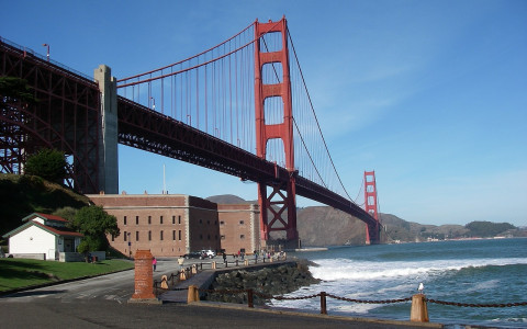 Fort Point: A Bit of History Tucked Beneath the Golden Gate Bridge