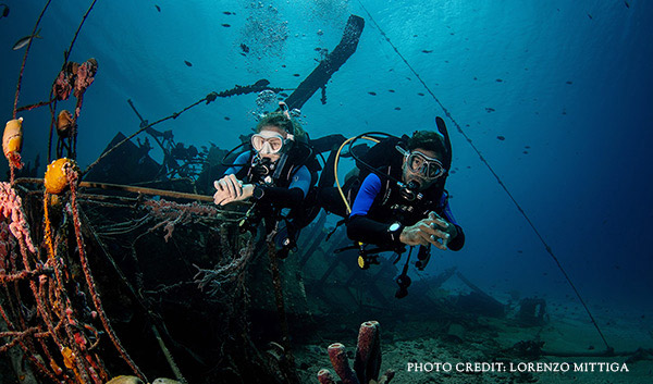 PROFESSIONAL DIVING & SPECIALTY COURSES