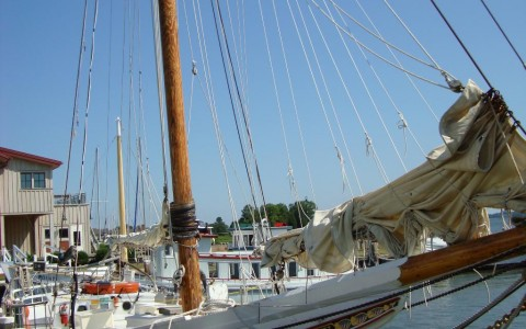 Set Sail on a Skipjack