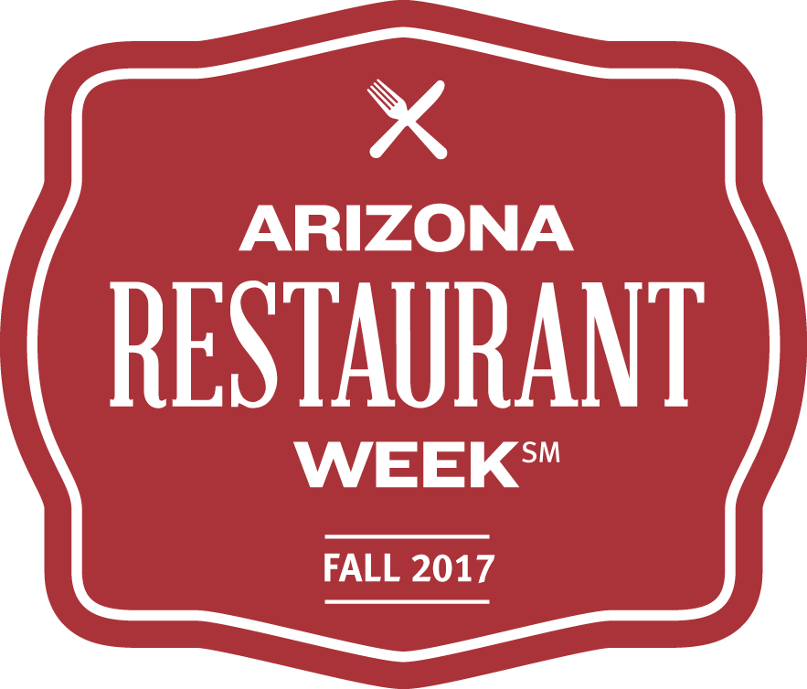Arizona Restaurant Week - Fall 2017