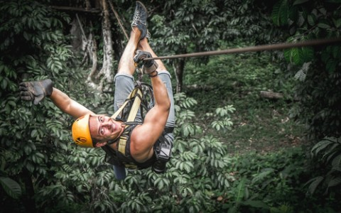 Zip Line Your Way Through Belize